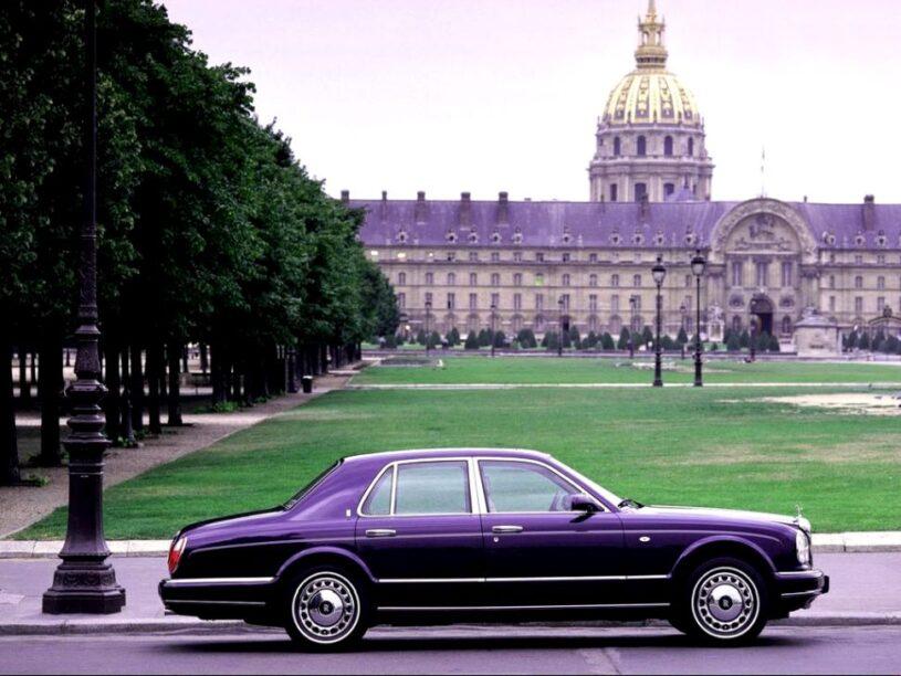 Rolls-Royce Ihre Namen werden wieder so cool wie zuvor